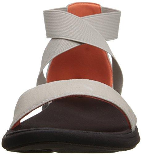 Reef Women's Rover Hi Gladiator Sandals, Grey, 7 UK Grey (Silver Grey)