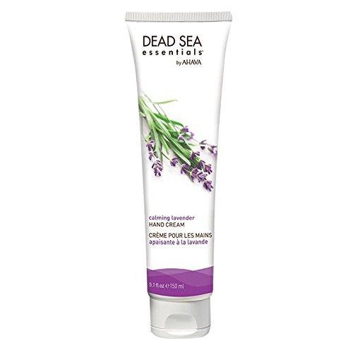 Dead Sea Essentials by AHAVA Hand Cream, Calming Lavender, 5