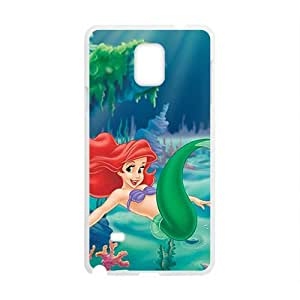 SANYISAN Beautiful happy mermaid Cell Phone Case for Samsung Galaxy Note4