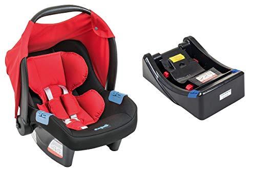 Bebê Conforto Touring Evolution SE, Base Burigotto Red