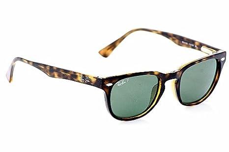 1c0200af97 Ray Ban Rb 4140 710 58 Havana Sunglasses  Amazon.co.uk  Clothing