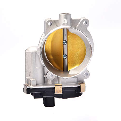 Tecoom 12580760 Premium Electronic Throttle Body Assembly for Saab 9-7X Buick Rainier Cadillac Escalade Chevrolet Pickup 5.3L 6.0L 6.2L Buick Rainier Throttle Body