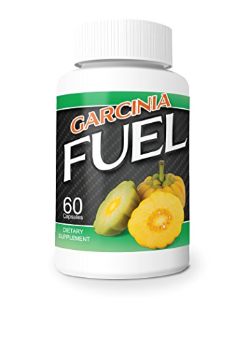 Fuel Garcinia- 60% HCA, Pure Garcinia Cambogia Extract – Extra Strength – Natural Weight Loss Supplements – Carb Blocker & Appetite Suppressant – All Natural Diet Pills for Women & Men – 60 Capsules Review