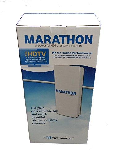 Marathon Hdtv Long Distance Amplified Indoor Outdoor