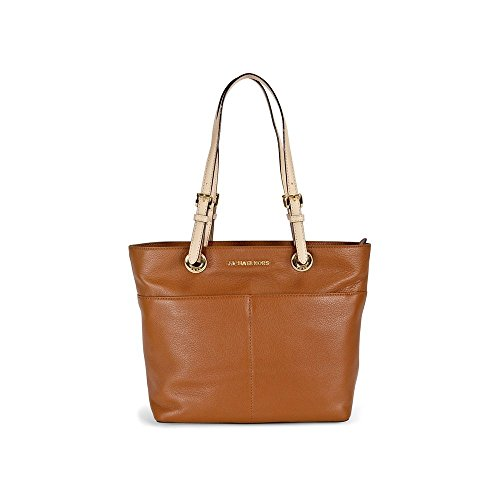 michael-kors-bedford-luggage-brown-leather-shoulder-handbag-30h4gbft6l-new
