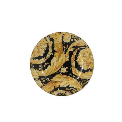 (Versace by Rosenthal Vanity Bread & Butter Plate)