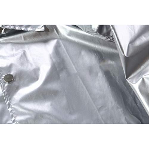 Thin Cappotto A Uomo Autunno Giacca Bomber Bomba Botia Ribbon Silver Hop Moda Men Vento Jacket Cargo Hip Reflective Outwear x8Yaa61qw