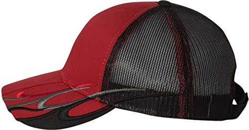 Outdoor Cap Flame Mesh Back product image