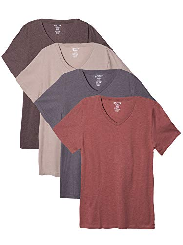 Bolter 4 Pack Men's Everyday Cotton Blend