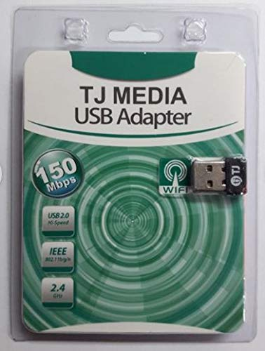 TJ Taijin Media WiFi Dongle for TKR-365HK Karaoke Machine (Replacement)