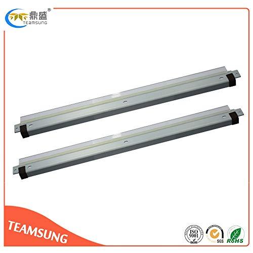(Teamsung Copier Drum Transfer Belt Cleaning Blade fit for KONICA MINOLTA BIZHUB C224/284/364/454/554 C224e/284e/364e/ C454e/554e Pack of 2)