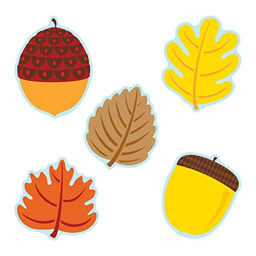 Leaves & Acorns Cut-Outs -
