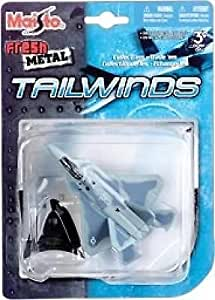 Amazon.com: Maisto Fresh Metal Tailwinds 1:112 Scale Die Cast United States Military Aircraft