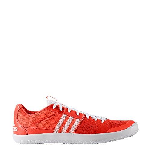 Adidas Throwstar Tênis De Corrida Dos Homens, Vermelho - (rojsol / Ftwbla / Rojsol) 50 3.2