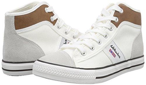 Eu Abotinadas 40 Blanco Zapatillas Nebulus Nevada HAwqxnIz5