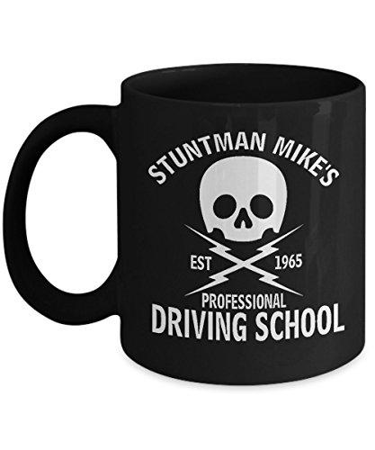 Death Proof Mug - Stuntman Mike