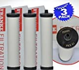 Franke - FRX02 - Water Filter Replacement Cartridge 3/PACK