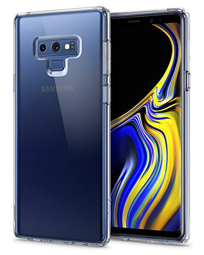 Spigen Ultra Hybrid Galaxy Note 9 Case with Air Cushion Technology and Hybrid Drop Protection for Samsung Galaxy Note 9 (2018) - Crystal Clear