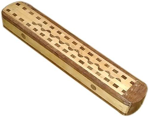 MAITHIL ART Hand Carved Coffin Incense Stick