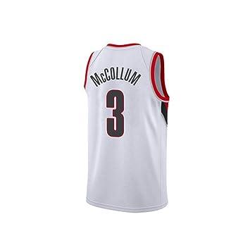 Wusfeng Portland Trail Blazers Camisetas de Baloncesto para ...
