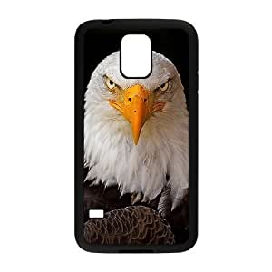 American Bald Eagle Custom Cover Case with Hard Shell Protection for SamSung Galaxy S5 I9600 Case lxa#822692 Kimberly Kurzendoerfer