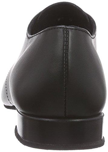 de y Moderno Zapatillas Negro Negro Mujer Diamant Jazz Diamant Baila XqE6fw