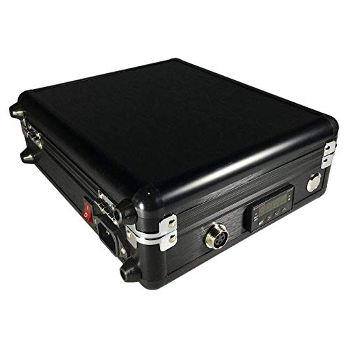 Professional Aromatherapy Diffuser PID Briefcase (Black) by Vapecode (Image #3)