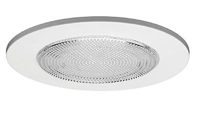 WAC Lighting R-522-WT 5-Inch Shower Trim