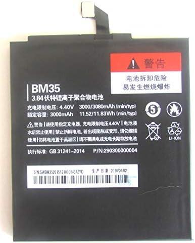 LOTUS Mobile ® Bateria para Xiaomi Mi4C y Mi4C+, Modelo BM35, con ...
