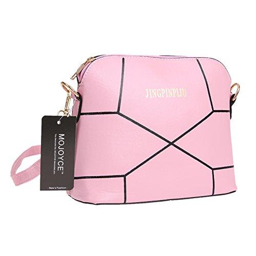 Shoulder Crossbody PU Zipper Bag Leather Women Widewing Messenger Fashion New Bag CU7gqg