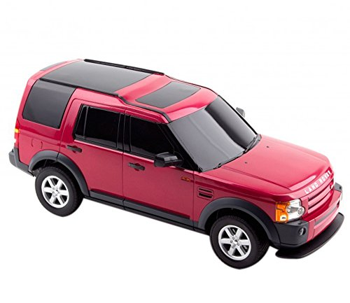 1:14 Remote Control Land Rover Discovery 3 Red Color ()