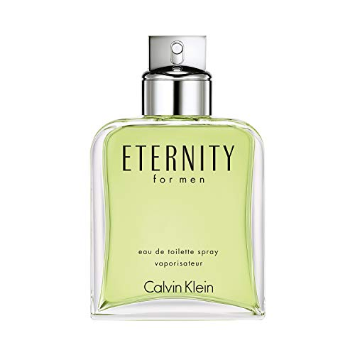 Calvin Klein ETERNITY for Men Eau de Toilette, 6.7 Fl Oz