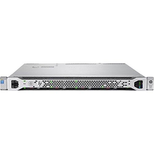 HP ProLiant DL360 G9 1U Rack Server – 1 x Intel Xeon E5-2620 v4 Octa-core (8 Core) 2.10 GHz – 16 GB Installed DDR4 SDRAM