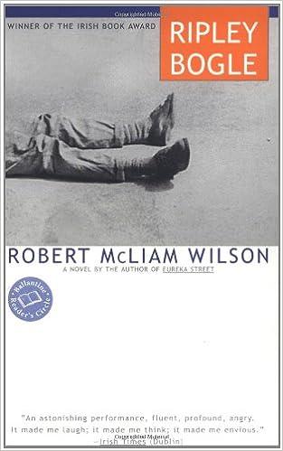 Ripley Bogle Amazon Fr Robert Mcliam Wilson Livres