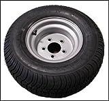 20.5 X 8-10 (205/65-10) Triton 07355 Class E Snowmobile/ATV/Pontoon Trailer Tire