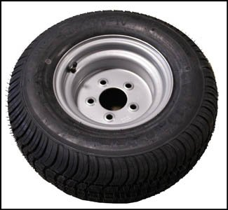 20.5 X 8-10 (205/65-10) Triton 07355 Class E Snowmobile/ATV/Pontoon Trailer Tire  by Triton