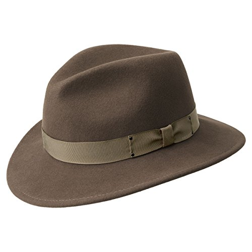 Bailey Of Hollywood Male Curtis Litefelt® Fedora Serpent S