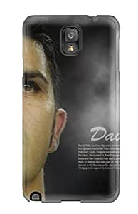 Awesome David Villa S Flip Case With Fashion Design For Galaxy Note 3 by supermalls