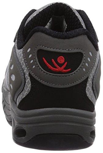 Ii exterior Shi Gris Step Sport deporte de Mujer Chung Comfort Zapatillas an7I7