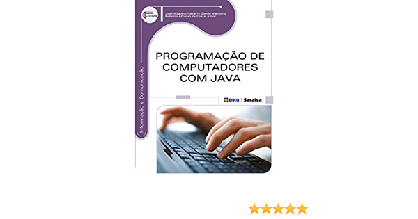 Programação de Computadores com Java Em Portuguese do Brasil ...