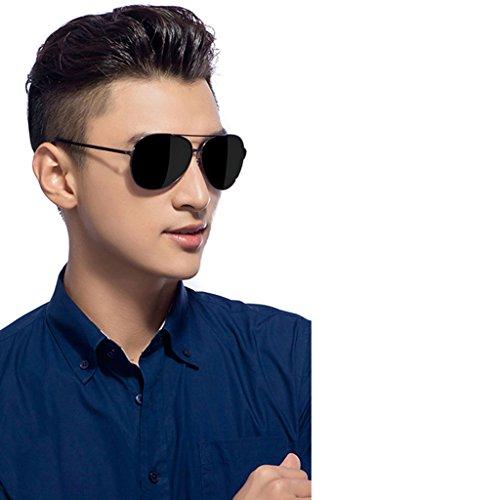 de Sol Nuevo los Driving polarizadas 1 Color Glasses de Driver Hombres de Gafas DT Sol Gafas 1 5O8wOB