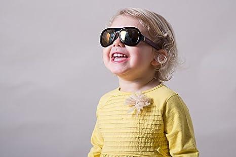 Shadez Sunglasses for Kids 3-7 Years, White