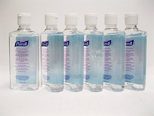 Purell Sanitizer Bottle 118ml Original product image