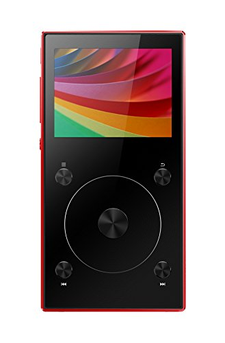 FiiO X3iii (3rd gen) High Resolution Digital Audio Player Red