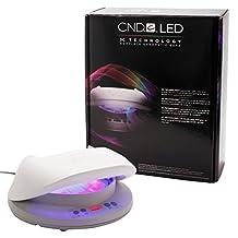 CND LED Nail Lamp Light Gel Shellac 110-240V