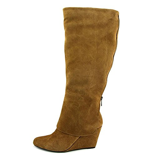 Jessica Simpson Womens Rallie Boot Dakota Tan