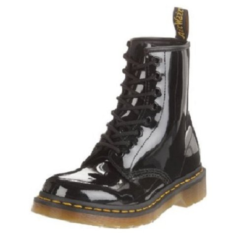 Dr. Martens Men's 1460 Classic Boot Black Patent clearance shop for footaction for sale recommend cheap online for cheap online buy cheap pay with visa trwtG