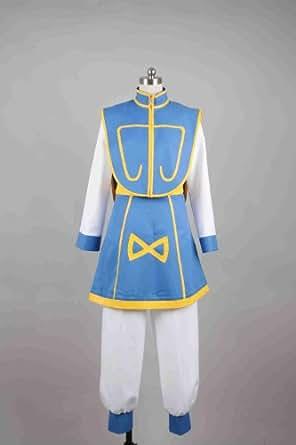 Dream-Coser Small Size hunter ¡Á hunter KURAPIKA Cosplay CostumeWS472Small