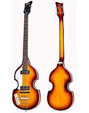 $399 » Ignition Pro Beatle Bass Left Handed Sunburst