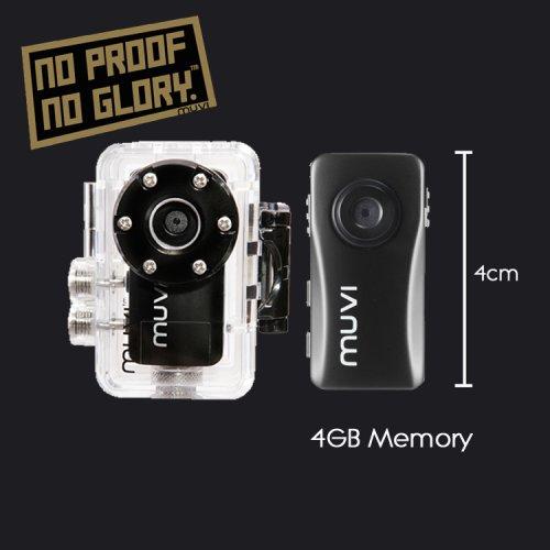 Veho VCC-004-ATOM-NPN Atom Muvi Super Micro Dv Camcorder